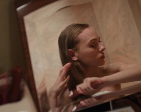 Shira Haas - Unorthodox s01e02 (2020) Naked movie video