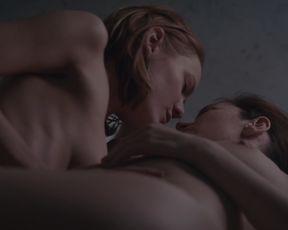 Louisa Krause, Anna Friel nude - The Girlfriend Experience (2017)  (Season 2, Episode 3)