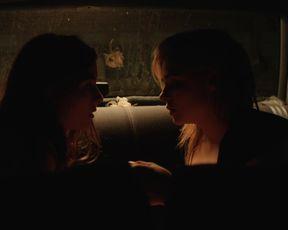 Quinn Shephard, Chloe Grace Moretz - The Miseducation of Cameron Post (2018) Censored nude scene (1)