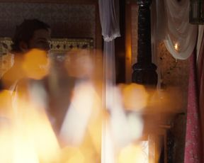 Jasmin Savoy Brown nude - Will (2017) (Season1, Episode8)