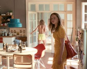 Luna Wedler, Caro Cult - Biohackers s01e01-02 (2020) sexy hot movie scene