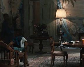 Hot scene Sylvia Hoeks Nude - The Best Offer (2013)