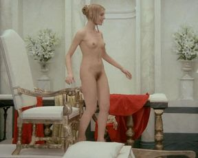Hot scene Florence Bellamy nude - Contes immoraux (1974)