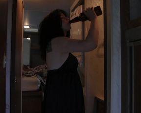 Sexy Debbie Rochon sex scene - Dollface (2014)
