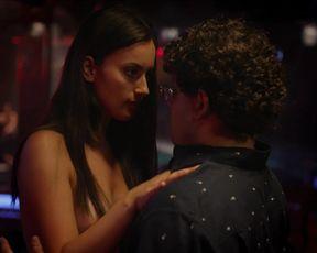 Hot scene Karyn Halpin nude in the movie Kid Cannabis (2014)