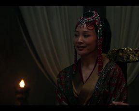 Hot celebs video Joan Chen naked - Marko Polo - 3 - 2014 -2
