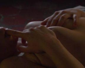 Explicit sex scene Laureen Langendorff - X Femmes (2008) Adult video from the movie