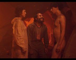 Explicit sex scene María Evoli, María Cid @ Tenemos La Carne aka We Are The Flesh (2016) Adult video from the movie