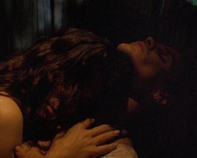Sandra Bullock nude - Fire On The Amazon (1993)