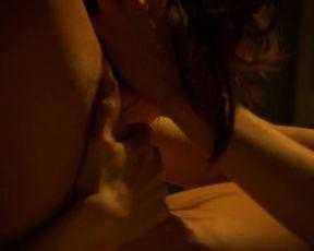 Celebrity Lesbian Video - Alana Hood, Anna Skellern, Natasha O'Keeffe, Carlotta Morelli  in Lip Service S02E03 (2012)