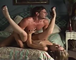Explicit sex scene April Flowers in Softcore Porn Scene Adult video from the movie