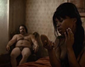 Naked scene Maggie Gyllenhaal, Margarita Levieva - The Deuce S01 E01 (2017) TV show nudity video