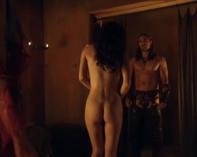 Spartacus - Celebs Sex Scenes complication