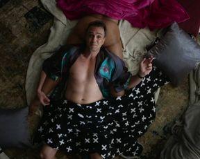 TV show scene Melanie Loren Nude - Brockmire s02e01 (2018)