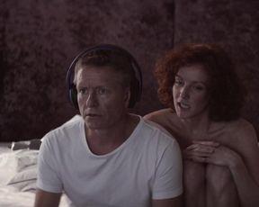 Naked scene Janne Heltberg Nude - Okkupert s02e01 (2017) TV show nudity video