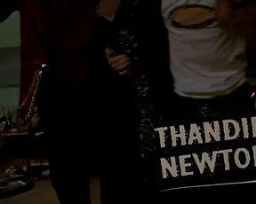 Thandie Newton Gridlock d - Tits Nipples