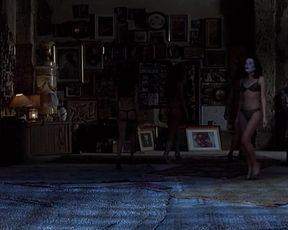 Hot scene Kseniya Rappoport and Claudia Gerini nude