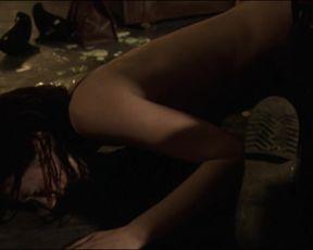 Hot actress Emily Mortimer - Young Adam (2003)