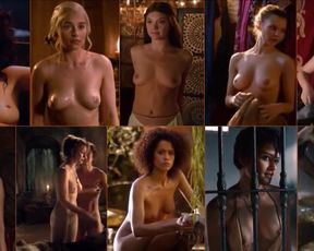 BEST BOOBS OF GAME OF THRONES (ULTIMATE LOOP)