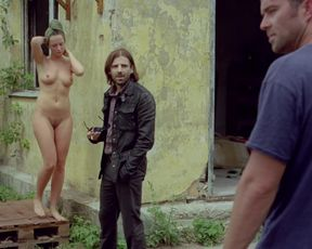 Naked scene Natalia Avelon, Annabelle Wallis, Zsuzsa Simits- Strike Back S02 E08 (2011) TV show nudity video