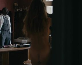 Sexy Audrey Dana Nude - Knock (2017) TV show scenes