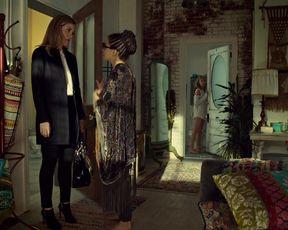 TV show scene Tatiana Maslany sexy, Ksenia Solo nude – Orphan Black s03e07 (2015)