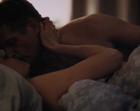 TV show scene Riley Keough nude - The Girlfriend Experience S01E11 (2016)