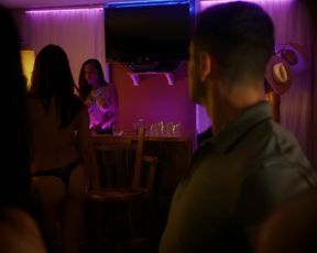 Hot scene Natalie Martinez nude sex - Kingdom S02E06 (2015)