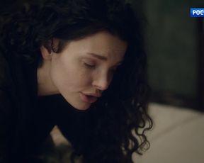 Sexy Elizaveta Boyarskaya -  Anna Karenina. S01E02 (2017)