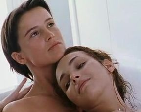 Hot scene Claire Keim nude celebs two women - The Girl (2000)