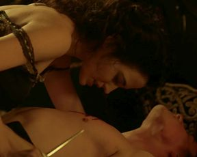 Hot scene Eva Green - Penny Dreadful (2014)