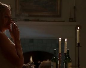 Hot scene Elisabeth Shue Sexy - The Trigger Effect (1996)