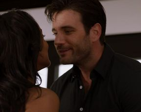 Actress Mekia Cox Sexy - Chicago Med (2017) s03e01 Nudity and Sex in TV Show