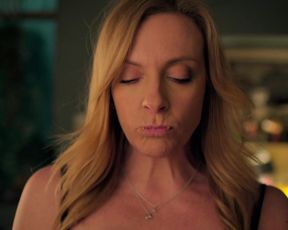 Toni Collette - Wanderlust s01e06 (2018) Naked of staging scene