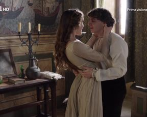 Valentina Belle nude - Medici Masters of Florence (2016) (Season 1, Episode 8)