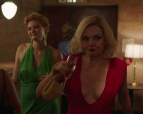 Emily Meade, Kim Director - The Deuce s02e09 (2018) Hot of staging scene