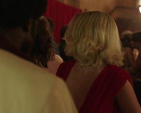 Emily Meade, Kim Director - The Deuce s02e09 (2018) Hot of staging scene