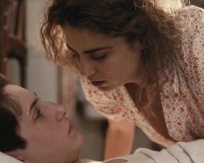 Lou Chauvain, and other actresses - La promesse de l'aube (2017) Hot film scene