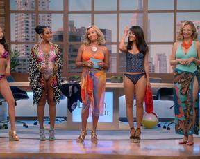 Jeanine Mason, Chloe Bridges - Daytime Divas s01e01 (2017) celeb hot movie scene