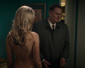Katrina Bowden sexy - Public Morals  (2015) (Season1, Episode1)