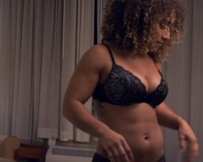Jonica Booth, and other - Turnt (2020) sexy topless scenes