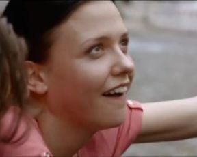 Jessy Moravec - BitterSuess (2016) Naked film scenes
