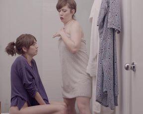Hannah Pearl Utt, Jen Tullock - Disengaged s01e09 (2016) Naked movie scene