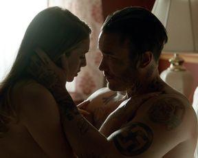 Casey LaBow – Banshee s04e03 (2016) Nude movie video