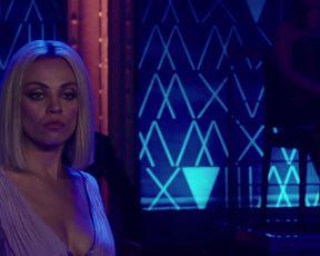 Mila Kunis, Ivanna Sakhno - The Spy Who Dumped Me (2018) Nude actress