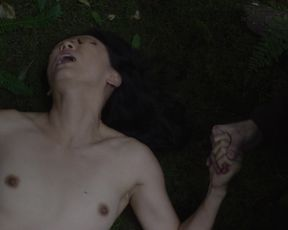 Nae Yuki - Twin Peaks s03e14 (2017) Naked actress in a movie scene