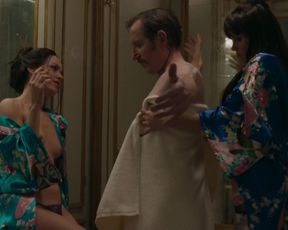 Levana Laverdure, Sara Giacalone, Toni Collette nude - Birthmarked (2018)