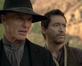 Ingrid Bolso Berdal sexy - Westworld (2016) (Season 1, Episode 4)