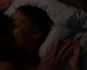Megan Ketch, Sanaa Lathan - The Affair s04e07 (2048) Naked film scene