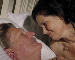 Brigitte Jaufenthaler - Vier Frauen und ein Todesfall s09e01 (2017) Naked actress in a sexy scenes